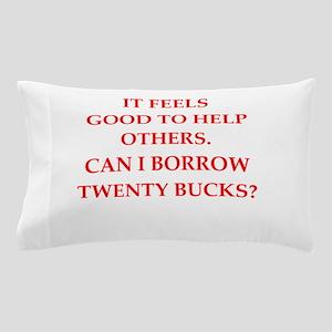 help Pillow Case