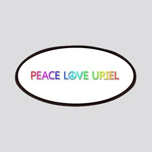 Peace Love Uriel Patch