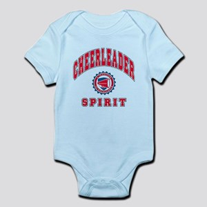 Cheerleader Spirit Infant Bodysuit