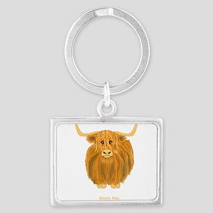Woolly Moo Keychains