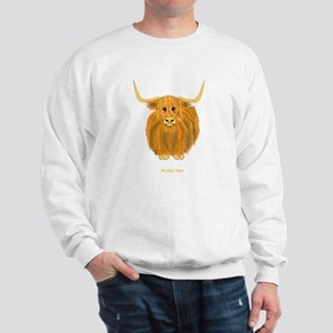 Woolly Moo Sweatshirt
