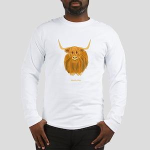 Woolly Moo Long Sleeve T-Shirt