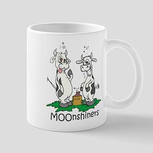 moonshine cows Mugs