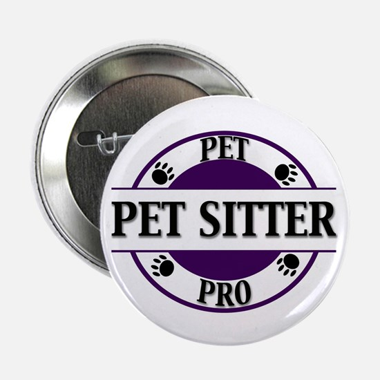 Pet Pro Sitter Button