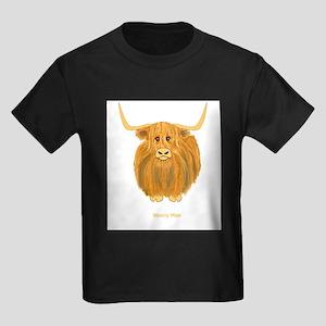Woolly Moo Kids Dark T-Shirt