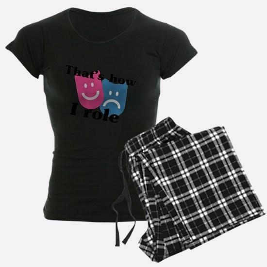 How I Role Pajamas