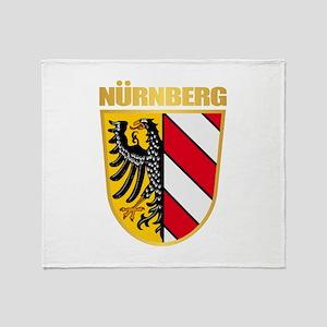 Nurnberg Throw Blanket
