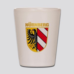 Nurnberg Shot Glass