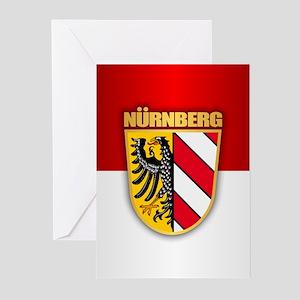 Nurnberg Greeting Cards