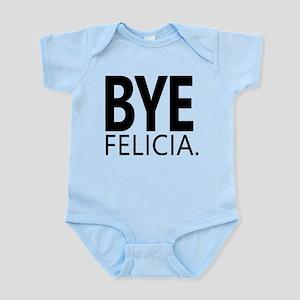 BYE FELICIA FAMILY Baby Light Bodysuit