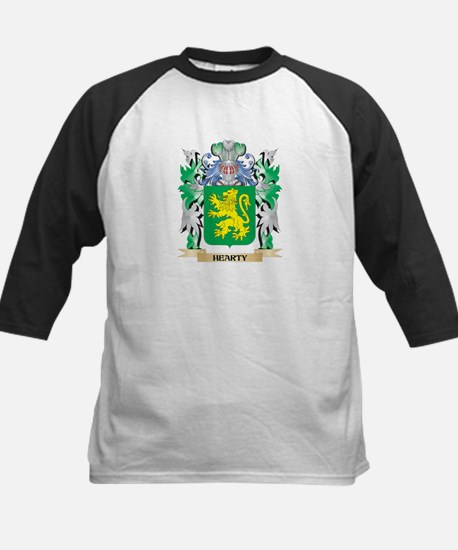 Hearty Coat of Arms (Family Crest) Baseball Jersey