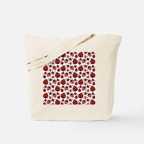 Funny Bug Tote Bag