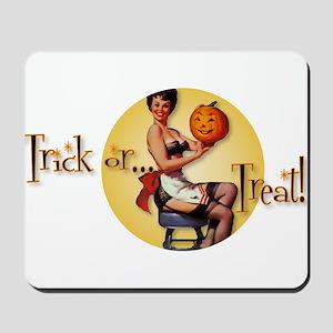 Trick or...Treat! Mousepad