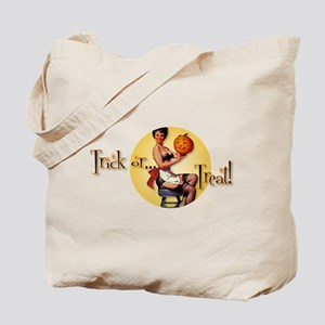 Trick or...Treat! Tote Bag