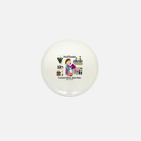 Imagination Mini Button