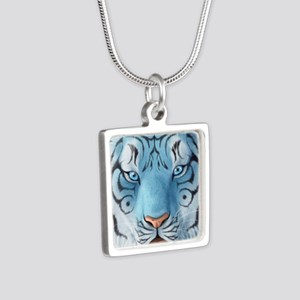 Fantasy White Tiger Necklaces
