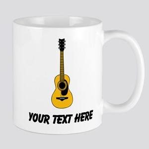 Acoustic Guitar (Custom) Mugs