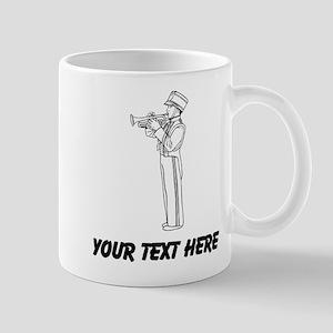 Trumpet Player (Custom) Mugs