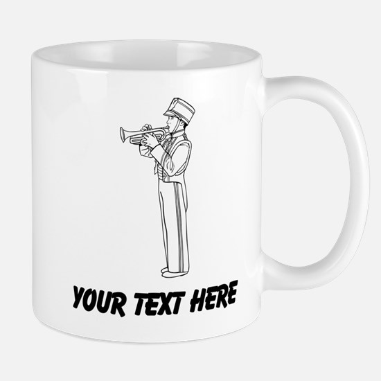 Trumpet Player (Custom) Mugs