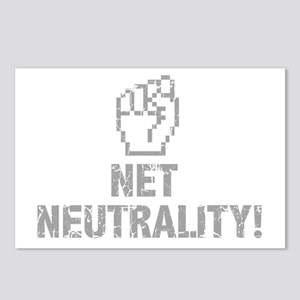 Net Neutrality! Postcards (Package of 8)