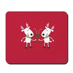 Winter Holiday Mousepad