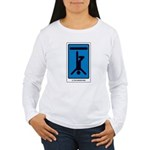 The Hanged Man Women's Long Sleeve T-Shirt