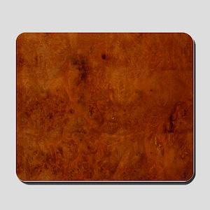 BURL OAK Mousepad