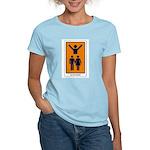 The Tarot Lovers Women's Light T-Shirt