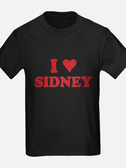 I LOVE SIDNEY T