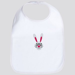 Nerd Rabbit Bib