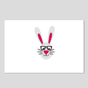 Nerd Rabbit Postcards (Package of 8)