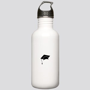 Graduation hat Stainless Water Bottle 1.0L