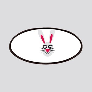 Nerd Rabbit Patch