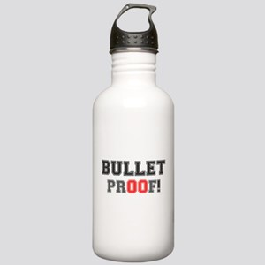 BULLET PROOF! Stainless Water Bottle 1.0L