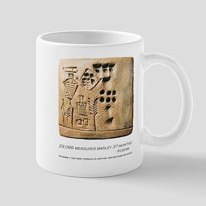 29,086 Measures Barley 37 Months Kushim Mug Mugs
