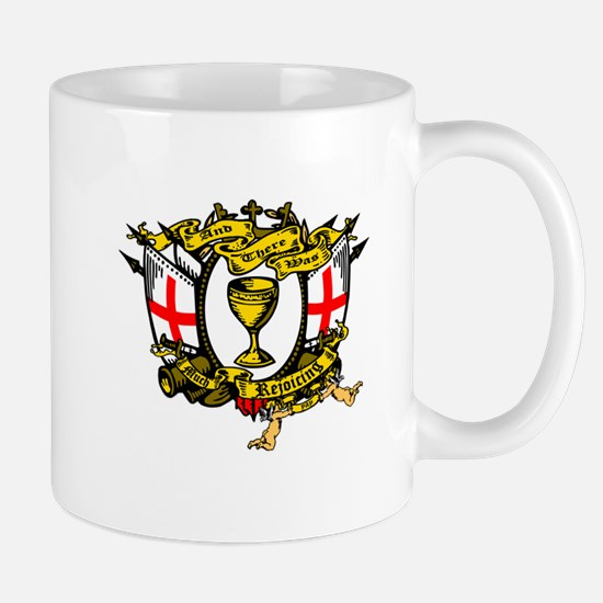 And There Was Much Rejoicing Mug
