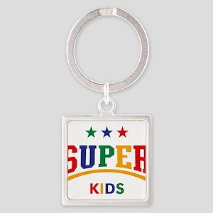 Super Kids Keychains