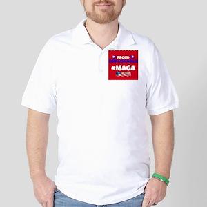 MAGA Golf Shirt
