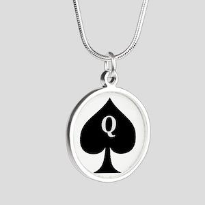 Queen of Spades Necklaces