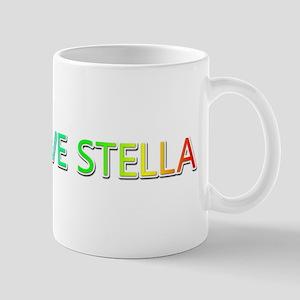 Peace Love Stella Mugs