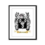 Michelazzo Framed Panel Print
