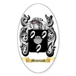 Michelaud Sticker (Oval 50 pk)