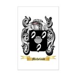 Michelaud Mini Poster Print