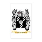 Michelassi Sticker (Rectangle 50 pk)
