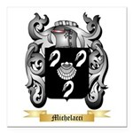 Michelacci Square Car Magnet 3