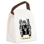Michel Canvas Lunch Bag