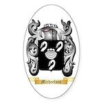 Micheelsen Sticker (Oval 50 pk)