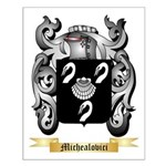 Michealovici Small Poster