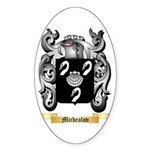 Michealov Sticker (Oval)