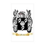 Miche Sticker (Rectangle 50 pk)